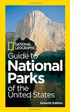 National Geographic Guide to National Parks of the United States. A must have book for anyone doing a cross country trip. Cross Country Trip, Plan Your Trip, Guide Book, Vacation Spots, Dream Vacations, Vacation Ideas, National Geographic, The Great Outdoors, State Parks