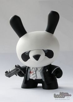 goodnight panda (Dunny) #vinyl