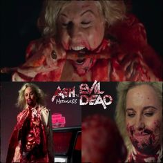 Ash vs evil dead season 3 episode 2 'Booth Three' - Lucy Lawless as Ruby Knowby