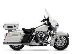 Harley-Davidson Police Electra Glide Emergency (2003)