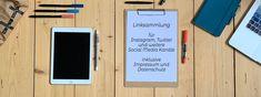 Linksammlung + Impressum + Datenschutz - Increase Creativity Life Hacks Deutsch, 29 Days, Workshop, Lettering, Motivation, Link, Blogging, Challenges, Post