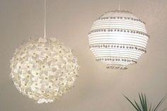 Lampen Ikea Hang : Die beliebtesten ideen zu ikea hack regolit lampe findest du auf