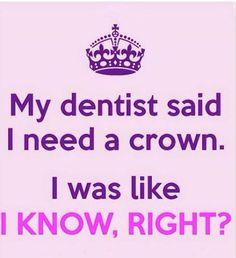 So said the princess