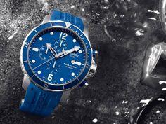 Reloj Tissot de la semana! La colección de Tissot Seastar ofrece relojes que combinan estilo y rendimiento. Resistente al agua hasta 1, 000 pies, estos relojes demuestran pasión por los Deportes subacuáticos y sofisticación suiza son totalmente compatibles.
