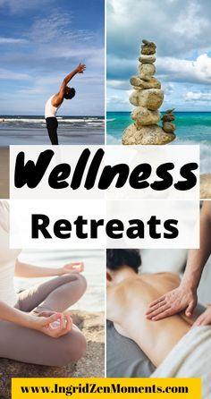 Wellness retreats in the US you will want to book today | yoga retreats | spiritual retreat | retreat ideas | health and wellness | meditation | fitness and wellness Travel Advice, Travel Guides, Travel Tips, Travel Destinations, Retreat Ideas, Worldwide Travel, I Want To Travel, Yoga Retreat, Vacation Ideas