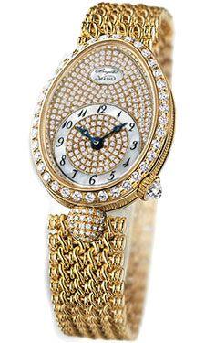 Breguet Reine de Naples Reloj 8928BA8DJ20.DD00