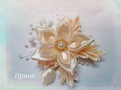 Fiori Kanzashi.298 Best Kanzashi Images In 2020 Kanzashi Flowers Fabric