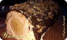 Кулинария Мастер-класс Рецепт кулинарный Банан под шубкой +МК Продукты пищевые фото 19