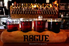Rogue Brewery Newport, Or