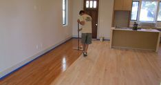 Express Flooring: How to Refinish Old Wood Floors without Sanding