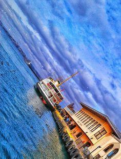 kadıköy pier / istanbul / turkey / photo by koto serdar bulgu
