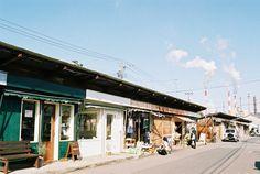 新潟のレトロで可愛い商店街。「沼垂テラス商店街」 のカフェ・ショップでゆったりお買い物*