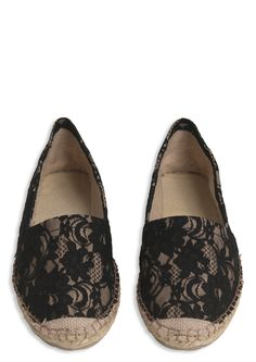 Must have espadrillos from black lily