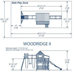 If your house is already the neighborhood hangout, you're only going to become more popular when you install the Woodridge II — one of our best sellers! It's de