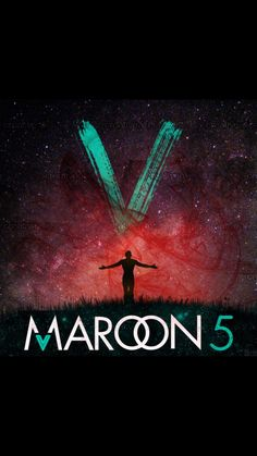 Maroon 5 Album Cover by Mikee Maroon 5, Good Charlotte, Chainsmokers, My Chemical Romance, Songs About Jane, Pochette Cd, Album Cover Design, Album Songs, Music Albums