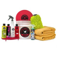 Chemical Guys Best Car Wash Bucket Kit with Dirt Trap 16 fl oz 11 Items >>> Check this awesome product by going to the link at the image. (This is an affiliate link)