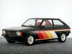 1978 Irmscher Opel Kadett City (C)