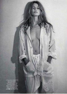 1993 Claudia Schiffer.