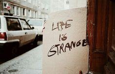 """""""La vie nous donne ce qu'on en attend, mais ailleurs, autrement, et à contretemps."""" Alfred Fabre-Luce"""