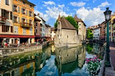15 great European cities you never thought to visit 3 阿納希 法國
