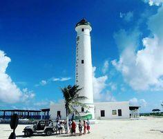 #mexico #islacozumel Punta Celeraín #lighthouse
