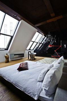 lofted in Budapest via because im addicted