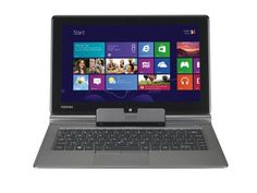 Toshiba Satellite Z10t-106 11.6-inch Touch Screen Notebook (Silver) - (Intel Core i5-3339Y 2.0GHz Processor