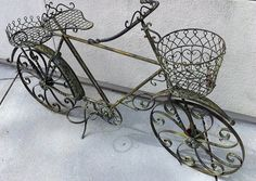 Mature content Hidden. VISIBLE. HIDDEN. Starting from 45th result Go to first result · wrought iron bicycle by merpagigglesnort