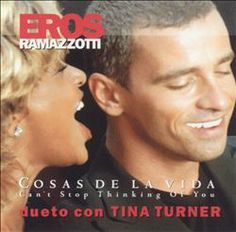 Listening to Eros Ramazzotti - Cosas de la Vida (Can't Stop Thinking of You) on Torch Music. Now available in the Google Play store for free.