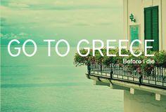 #greece #bucketlist