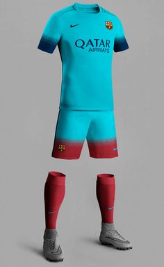 Unique  Nike 15-16 Third Kit Concepts by Dorian from La Casaca  65d130d18