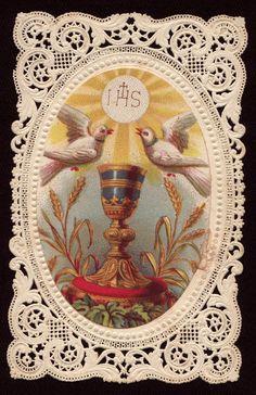 January Holy Cards