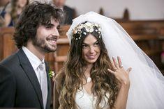 Descubra os detalhes do segundo vestido de noiva de Isis Valverde em 'A Força do Querer'
