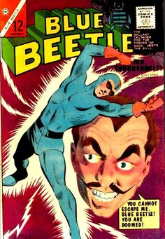 Charlton Comics Blue Beetle