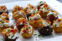 appetizers | easy peasy appetizers | salt
