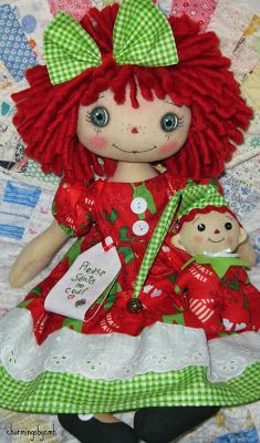 charmingsbycmh - love her dolls, always perfect
