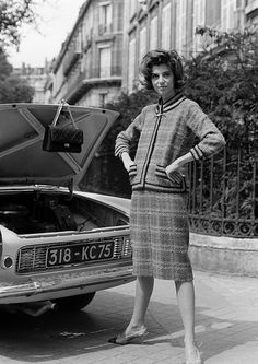 Chanel Look 1961