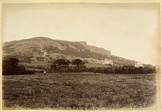 Cave Hill & Belfast Castle by Public Record Office of Northern Ireland, via Flickr