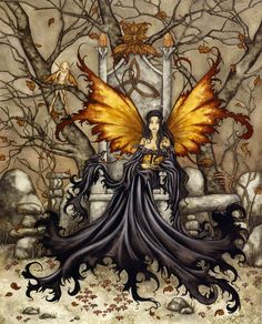 amy brown_the art of amy brown_queen mab ii.jpg (JPEG Image, 1292 × 1600 pixels)