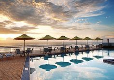 Take In Beautiful Atlantic Views As You Float The Oceanside Pool At Bluegreen Vacations Daytona Seabreeze An Ascend Resort Beach Fl