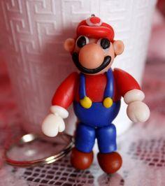 Llavero - Mario Bros.