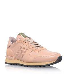 Valentino Rockstud Runner Sneaker available to buy at Harrods. Shop womens designer shoes online and earn Rewards points.