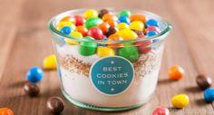 Backen macht glücklich | Anleitung und Rezept: Backmischung im Glas für Cookies | http://www.backenmachtgluecklich.de