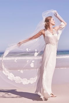 vintage-inspired wedding veil