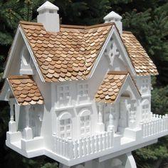 Decorative Birdhouses