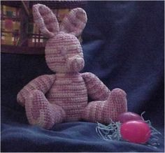 Stuffed Easter Bunny- don't love this sample but I think this could be really cute