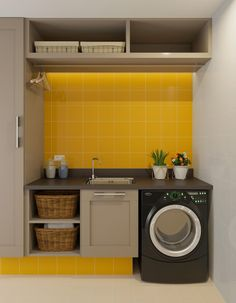 Ambientes - Tecnogres Stacked Washer Dryer, Washer And Dryer, Home Appliances, Environment, House Appliances, Washing And Drying Machine, Appliances