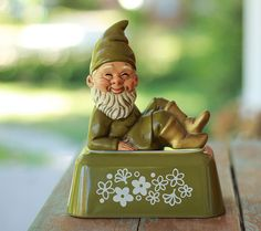 gnome and pyrex by moxie-girl, via Flickr