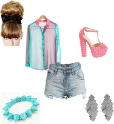 """""""Sin título #116"""" by valend ❤ liked on Polyvore"""