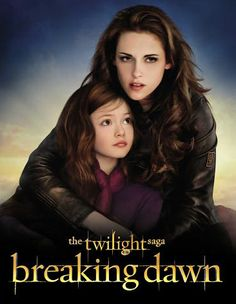 actually very excited for breaking dawn part 2